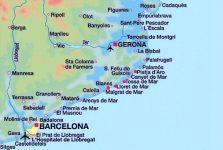 Курорты рядом с Барселоной и морем