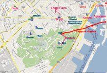 Барселона самостоятельно план поездки
