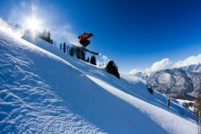 Лучшие лыжные курорты России