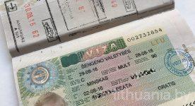 Как сделать визу в Литву самостоятельно