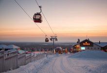 Yllas горнолыжный курорт