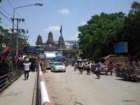 Из Бангкока в Камбоджу самостоятельно