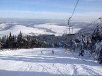 Клиновец Чехия горнолыжный курорт