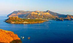 Остров Вулкано Италия