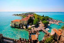 Остров Гарда Италия