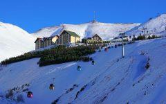 Эрзурум горнолыжный курорт