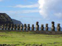 Мегалиты острова Пасхи