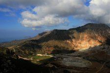 Нисирос остров вулкан