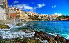 Юг Греции курорты