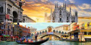 Как добраться из Милана в Венецию самостоятельно