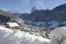 Ортизеи горнолыжный курорт