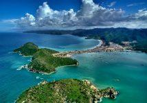 Остров близ Венесуэлы