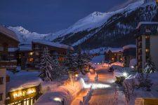 Валь де Изер горнолыжный курорт