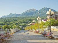 Курорты минеральных вод северного Кавказа