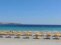 Курорты Мальты с песчаным пляжем