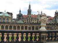 Из Карловых Вар в Дрезден самостоятельно