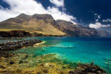Какое море на Канарских островах