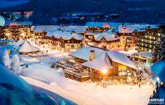 Ruka горнолыжный курорт