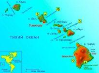 На каких островах находится Гонолулу
